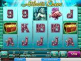 Online herní automat Atlantis Queen
