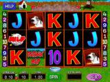 Obrázek z online automatové casino hry Barkin' Mad zdarma