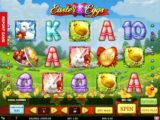 Casino automat Easter Eggs online, pro zábavu