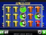 Herní automat Gold Cup od společnosti Merkur