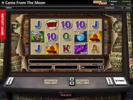 Zahrajte si herní automat It Came from the Moon