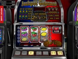 Obrázek z online casino automatu Jackpot Gagnant zdarma