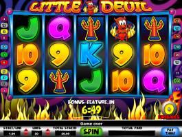 Obrázek z casino automatu Little Devil zdarma