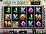 Zahrajte si online herní automat Odds of the Gods zdarma