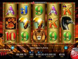 Casino automat Roaming Reels zdarma