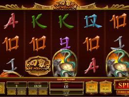 Herní automat Si Xiang zdarma, bez stahování