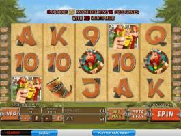 Online casino automat Viking Mania bez vkladu