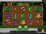 Online herní automat Yucatan zdarma