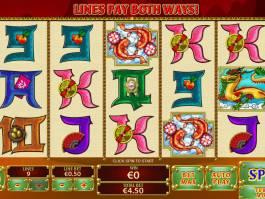 Zábavný casino automat Zhao Cai Jin Bao zdarma