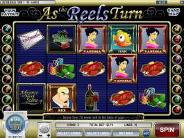 Roztočte casino automat As the Reels Turn 2 zdarma