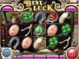 Online casino automat Best of Luck zdarma od společnosti Rival Gaming