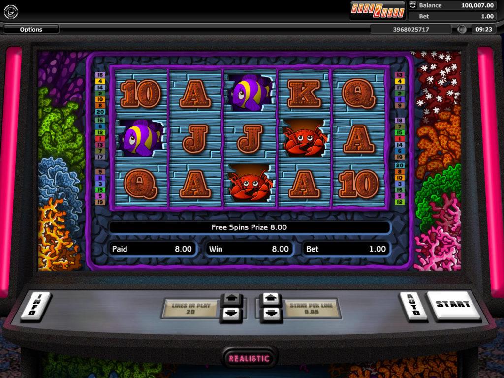 Zábavný herní automat Double Your Dough zdarma