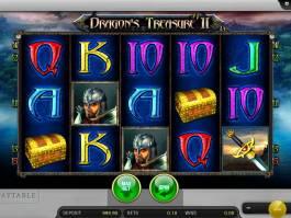 Casino automat Dragon's Treasure II bez vkladu