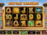 Roztočte casino automat Egyptian Treasures