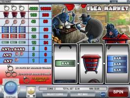 Online herní automat Flea Market zdarma pro zábavu