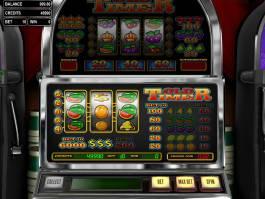 Herní automat Old Timer zdarma, bez registrace
