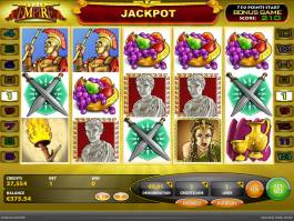 Casino automat Roman Empire bez registrace