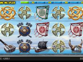 Casino automat Viking's Glory zdarma, bez vkladu