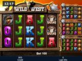 Online herní automat Wild West od společnosti Mazooma