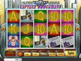 Zahrajte si online casino automat Captain Shockwave