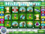 Casino automat Hole in Won zdarma
