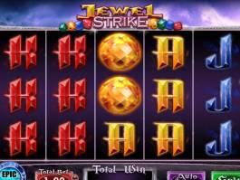 Zahrajte si casino automat Jewel Strike