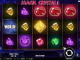 Casino automat Magic Crystals zdarma