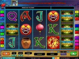 Zahrajte si online casino automat Mandarin Fortune zdarma