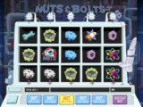 Zahrajte si casino automat Nuts and Bolts zdarma