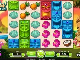 Zábavný herní automat Aloha! Cluster Pays
