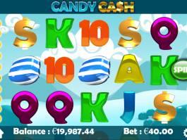 Online casino automat Candy Cash bez vkladu