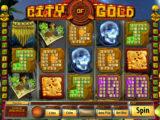 Zahrajte si online casino automat City of Gold zdarma, bez vkladu