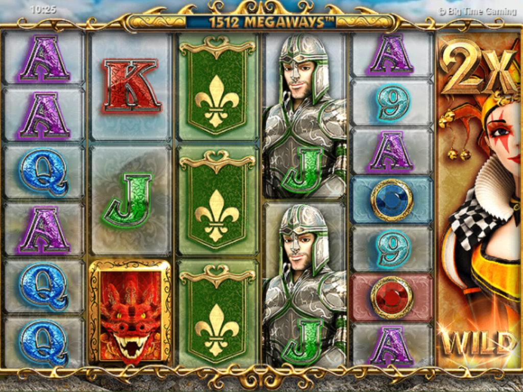 Online herní automat Dragon Born bez vkladu