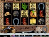 Online casino automat Fandango's zdarma