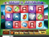 Herní automat Gems n Jewels pro zábavu