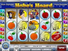 Online herní automat Hobo's Hoard zdarma