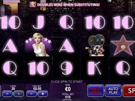 Casino automat Marilyn Monroe bez stahování
