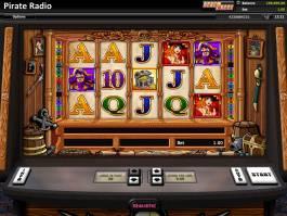 Online herní automat Pirate Radio bez registrace – Casino automat Pirate Radio zdarma, bez stahování