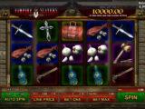 Obrázek z herního automatu Vampire Slayers