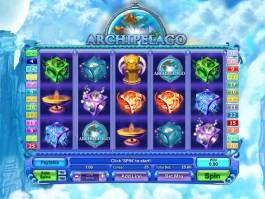 Online casino automat Archipelago bez vkladu