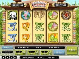 Herní automat Benny the Panda bez registrace