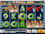 Roztočte casino automat Football Fans online