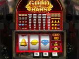 Zahrajte si casino automat Gold in Bars od společnosti GamesOS