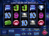Casino automat Lost Gems of Brussels