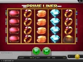 Kasino automat zdarma Prime Liner bez registrace