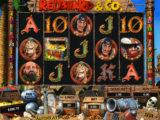 Casino automat Redbeard and Co. pro zábavu