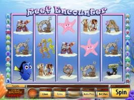 Online casino automat Reef Encounter