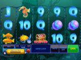 Roztočte válce herního automatu Sea of Gold zdarma