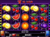 Online casino automat 20 Star Party zdarma