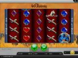 Zábavný casino automat 40 Thieves zdarma
